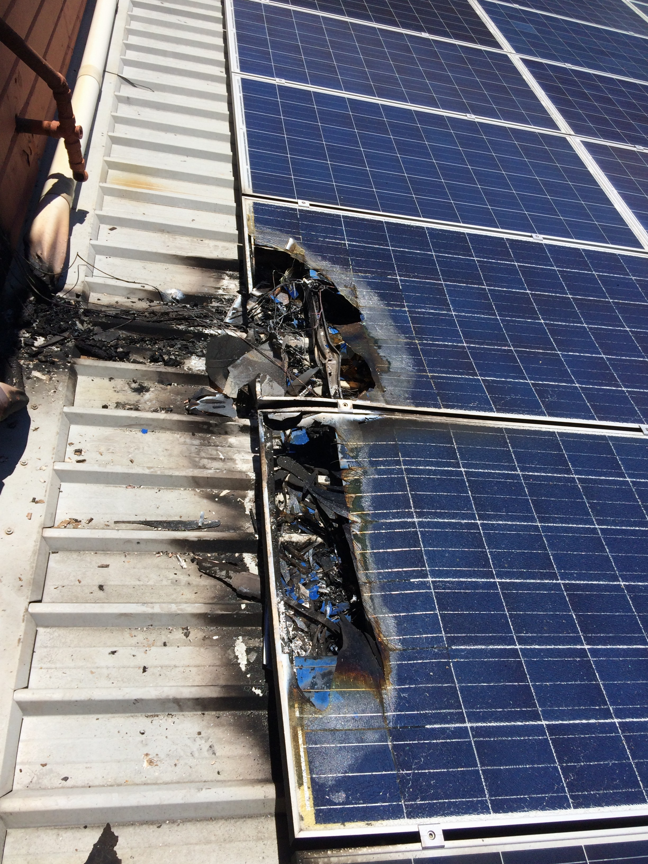Solar Fires Arc Wiring Harness Examples Of Dc Faults