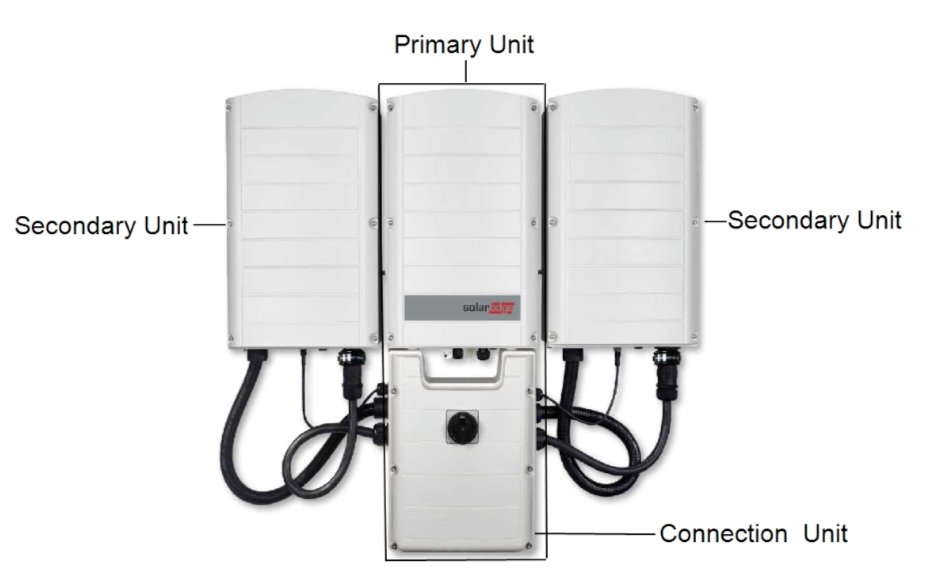 SolarEdge 3 phase 82.8kW inverter Example